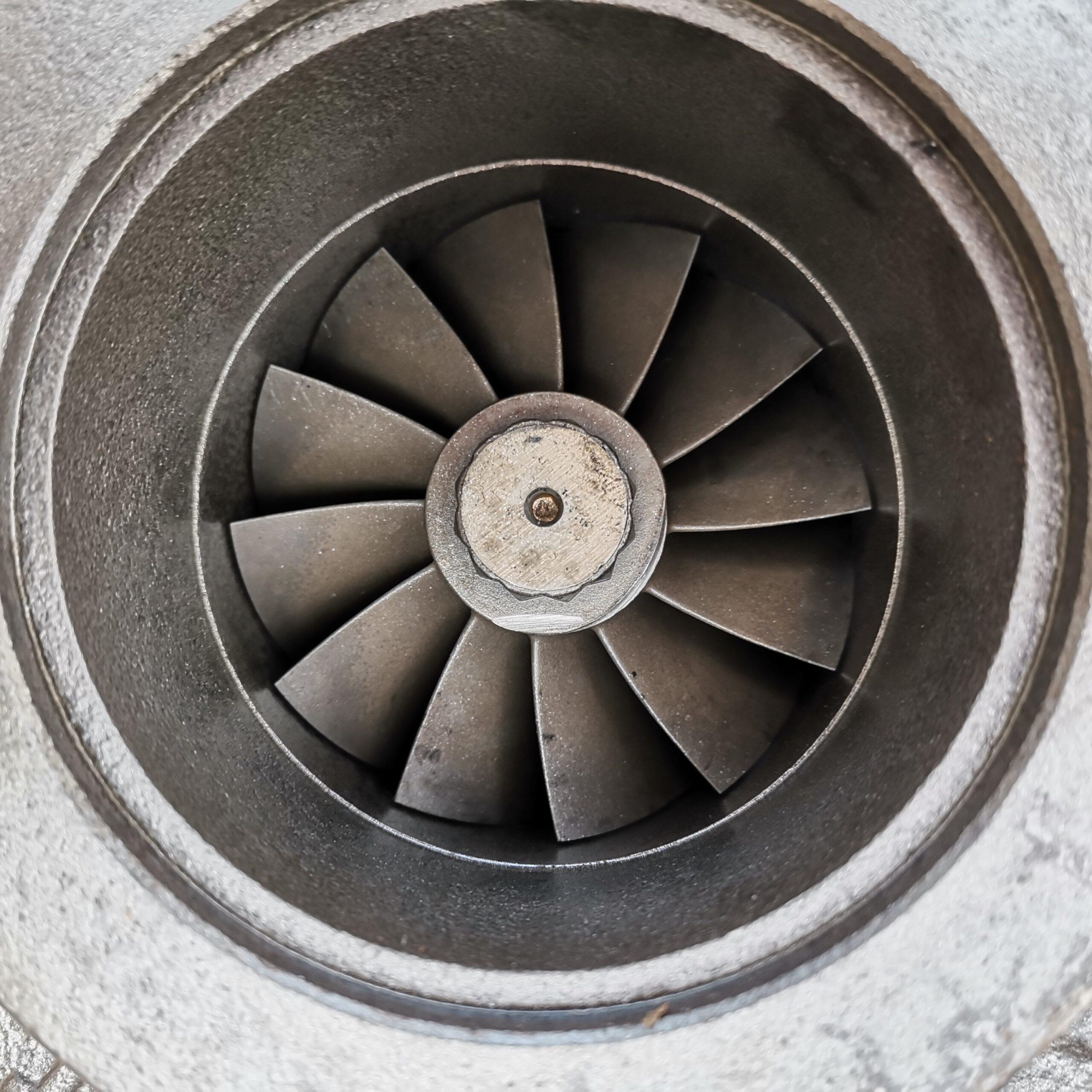 Восстановленная турбина на Volvo F10 с гарантией 1 год