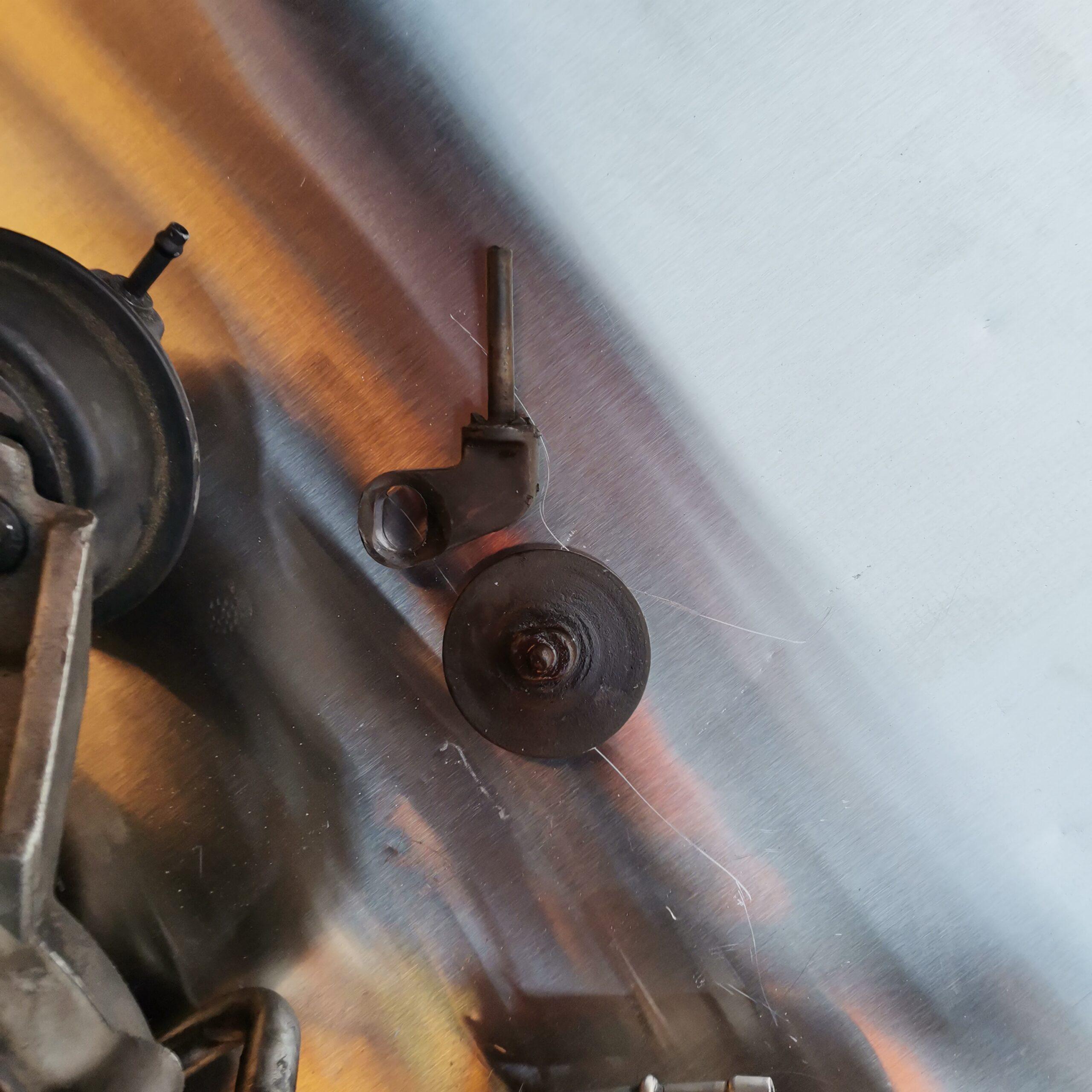 Вырвало клапана сброса давления в турбине BMW X5 E70