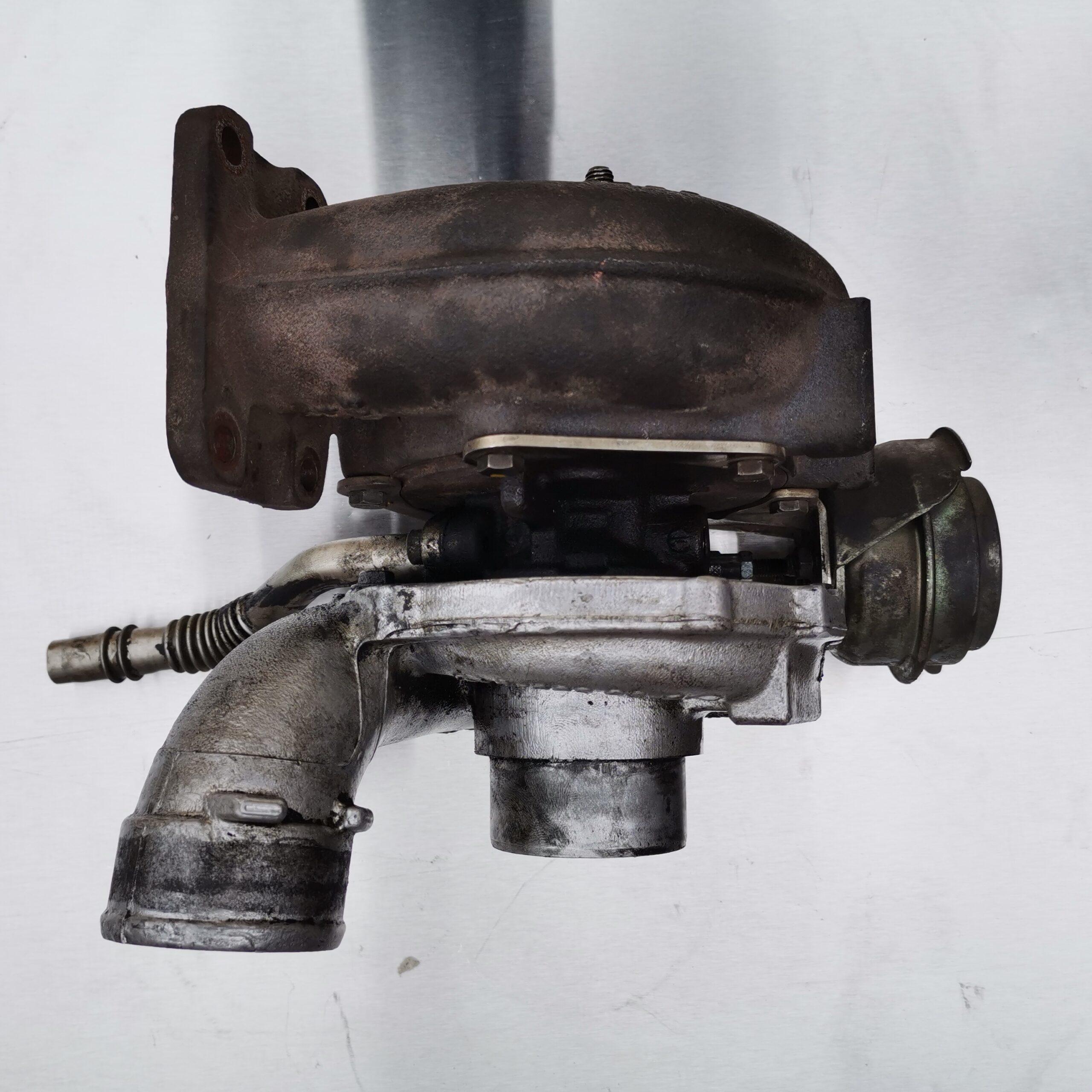 Турбина Audi A6 2.5 TDI б у перед ремонтом