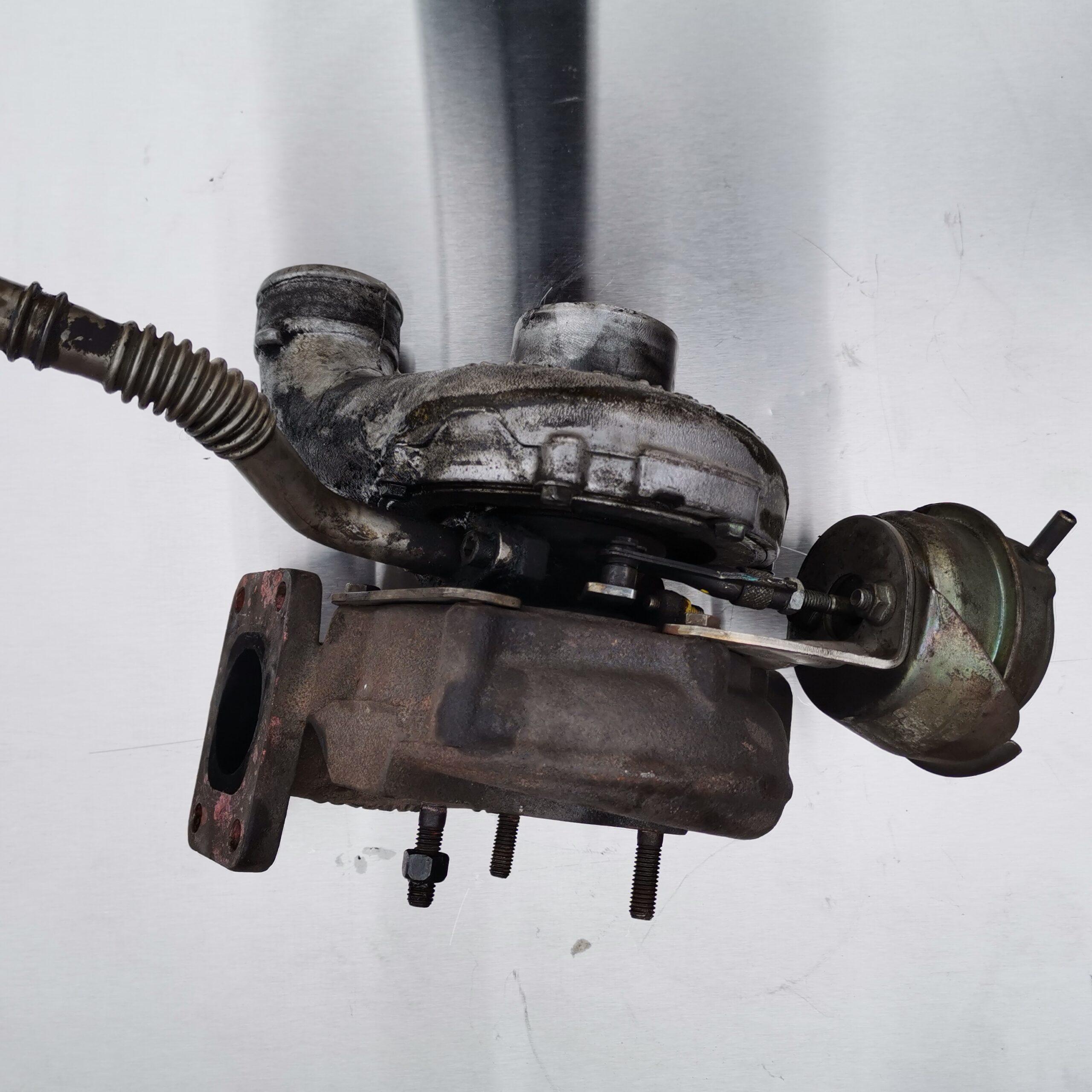 Пришла турбина Audi A6 2.5 TDI на ремонт в turboday