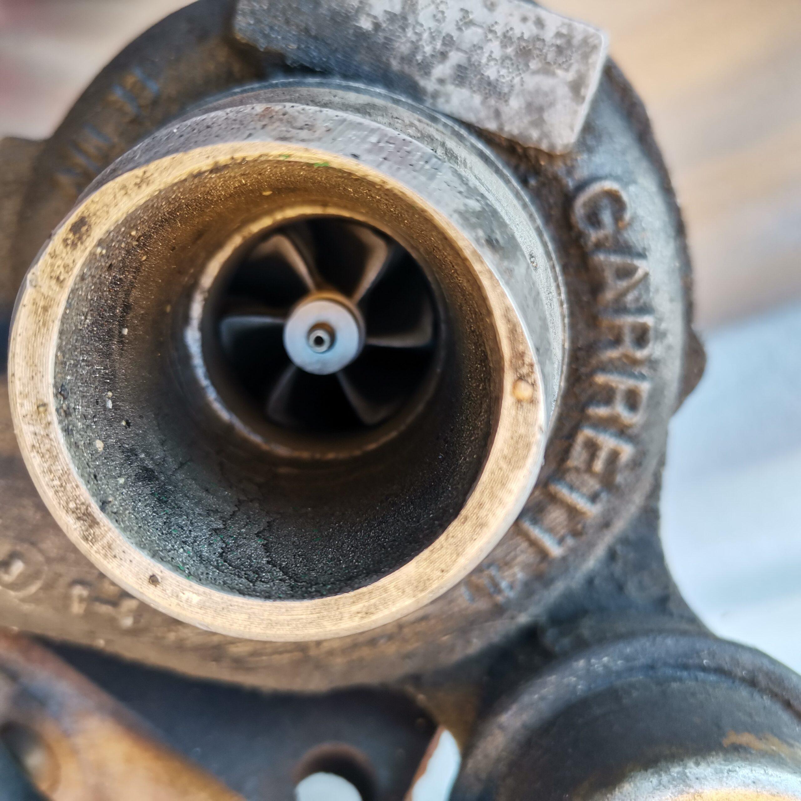 Турбина Ford Transit Connect 1.8 tdci на восстановление