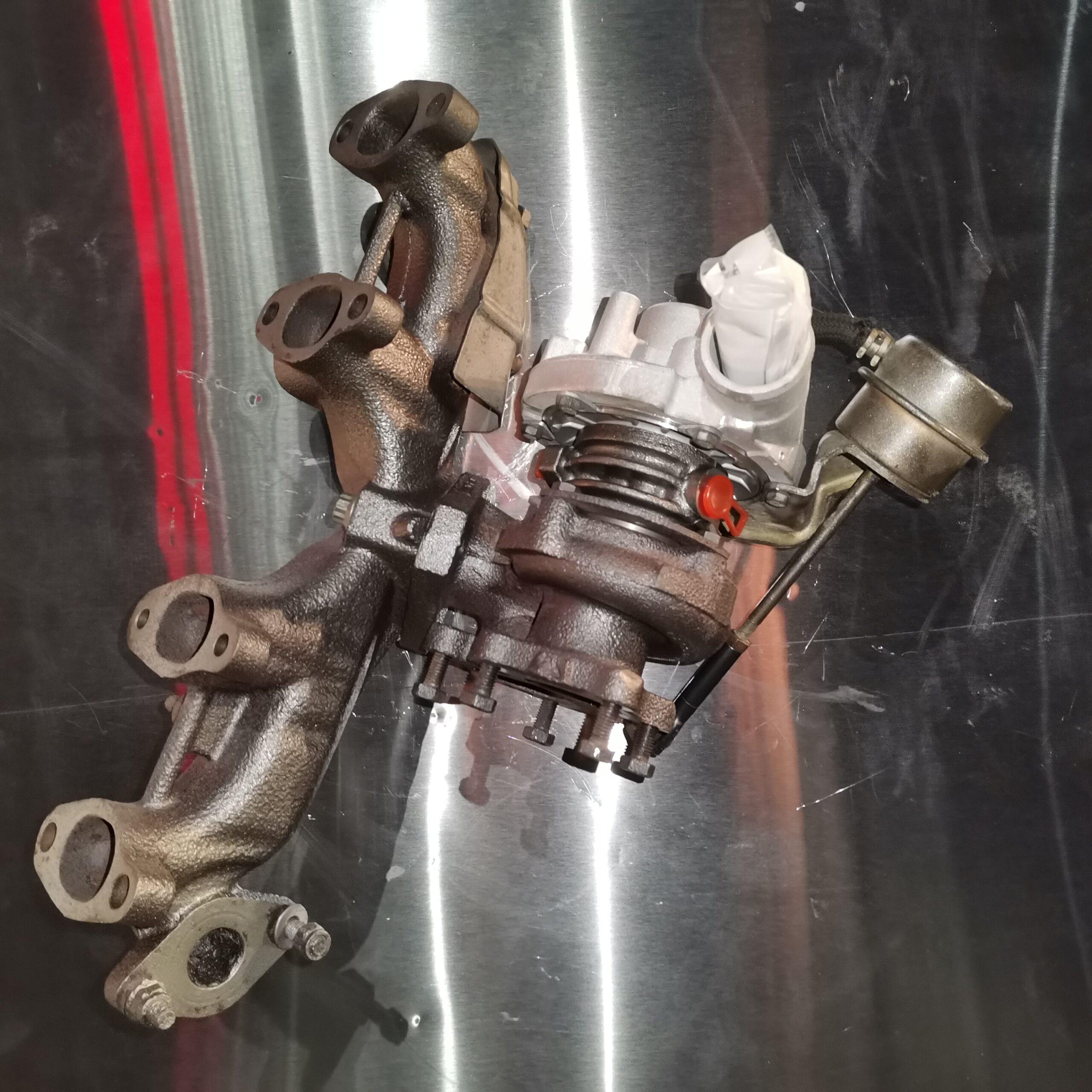 Ремонт турбины для Volkswagen Transporter T4