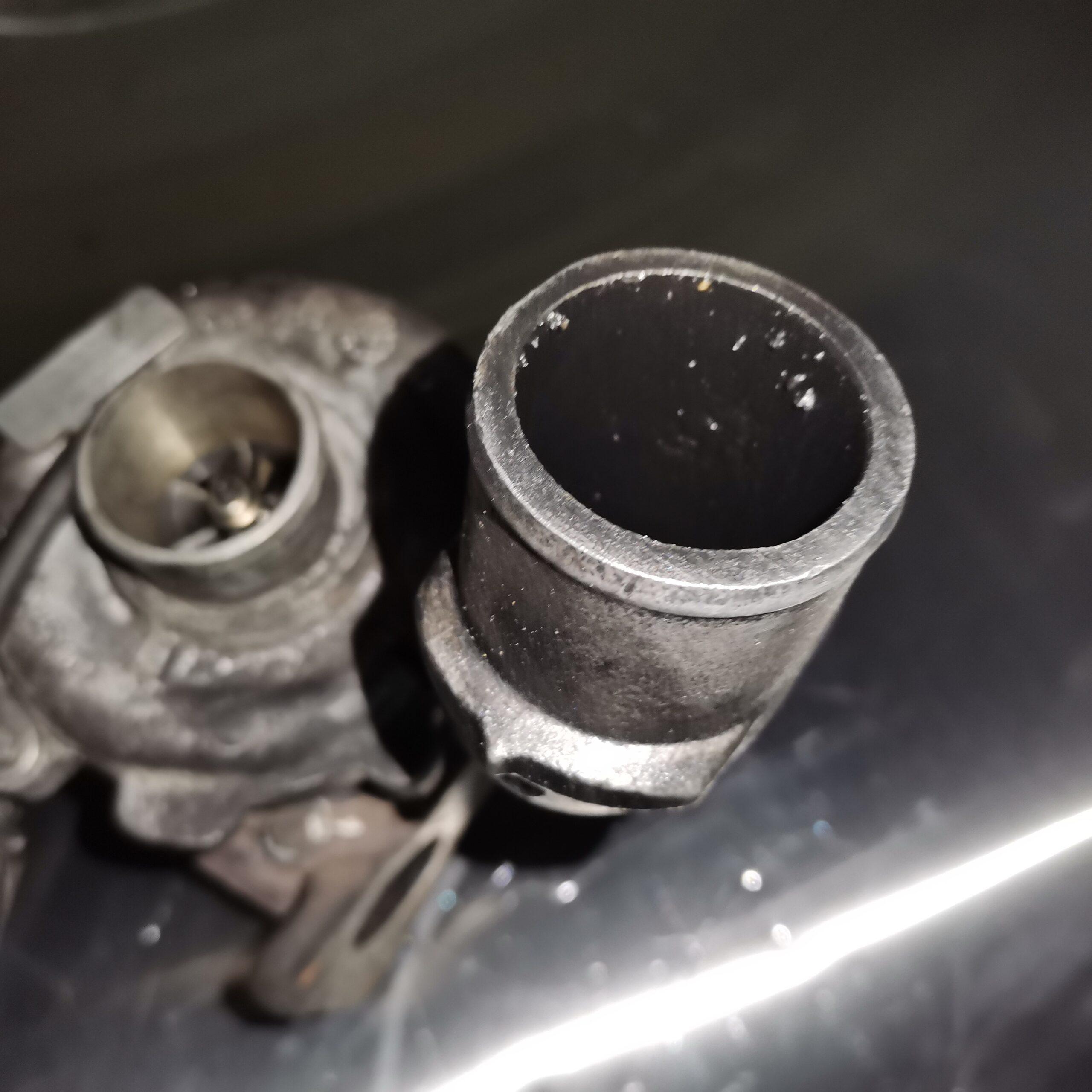 Турбокомпрессор в масле, Renault Laguna 1.9