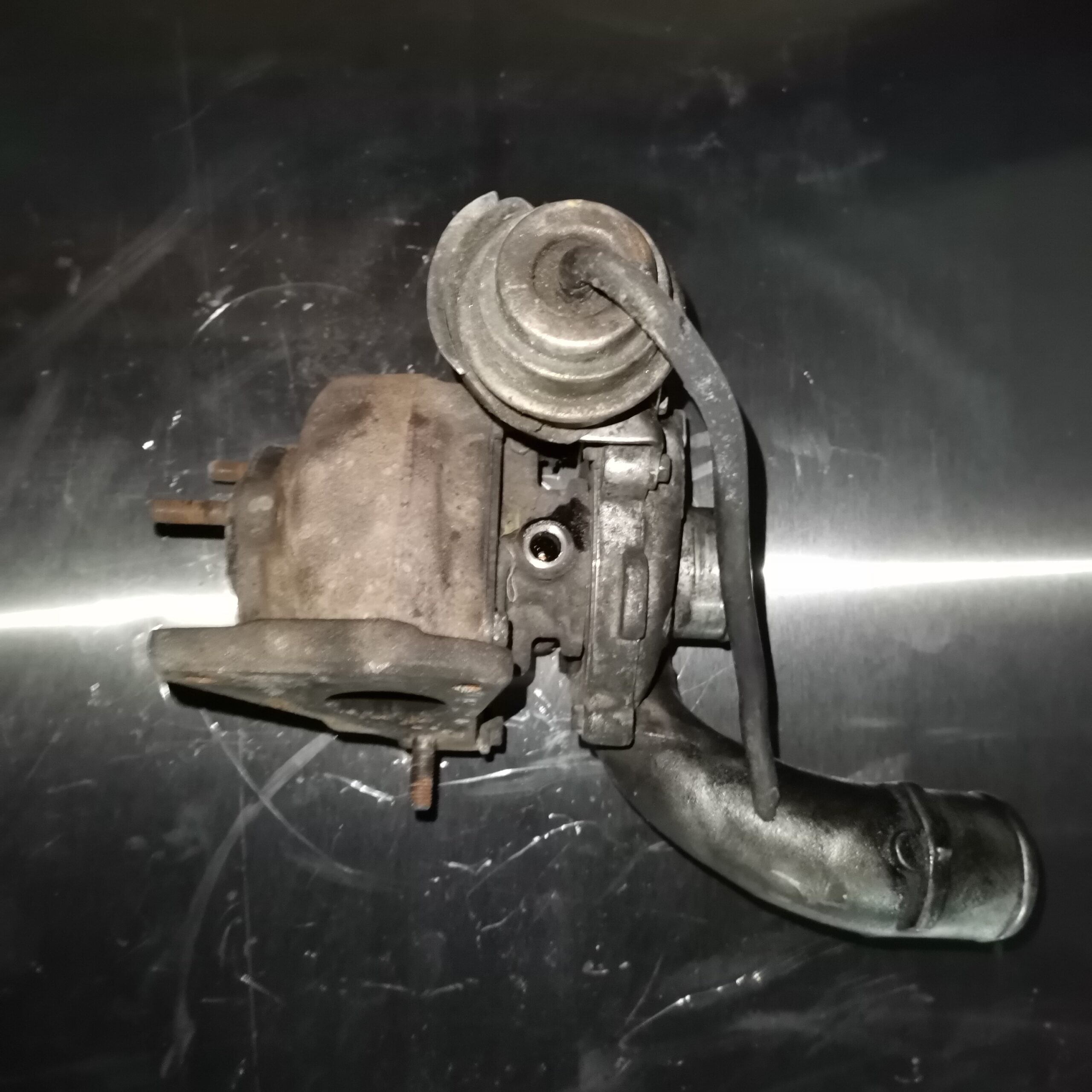 Неисправный турбокомпрессор Renault Laguna II 1.9 dCi
