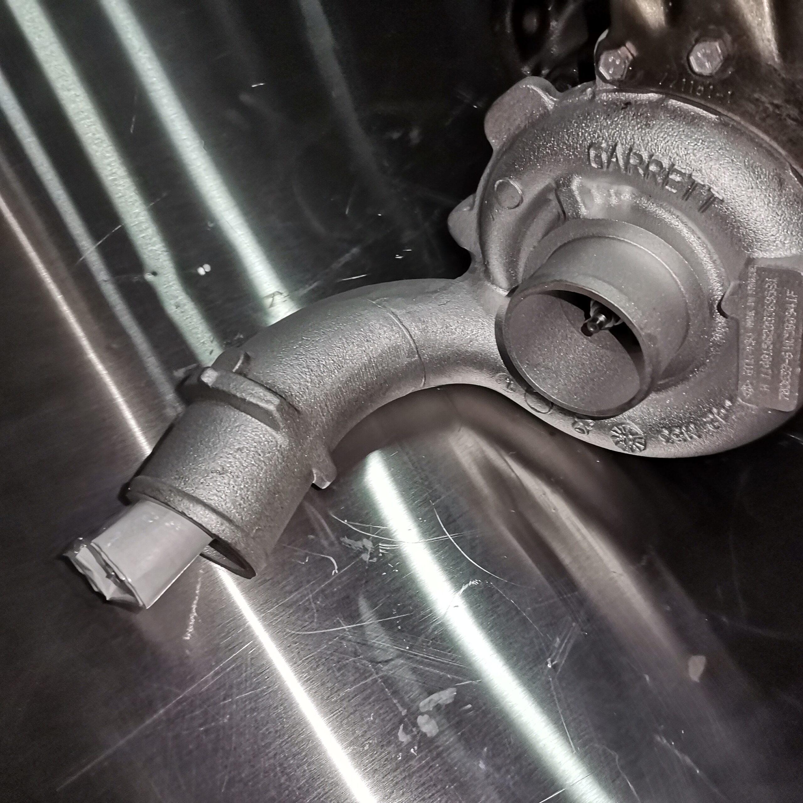 Ремонт турбины для Renault Laguna 1.9 dCi
