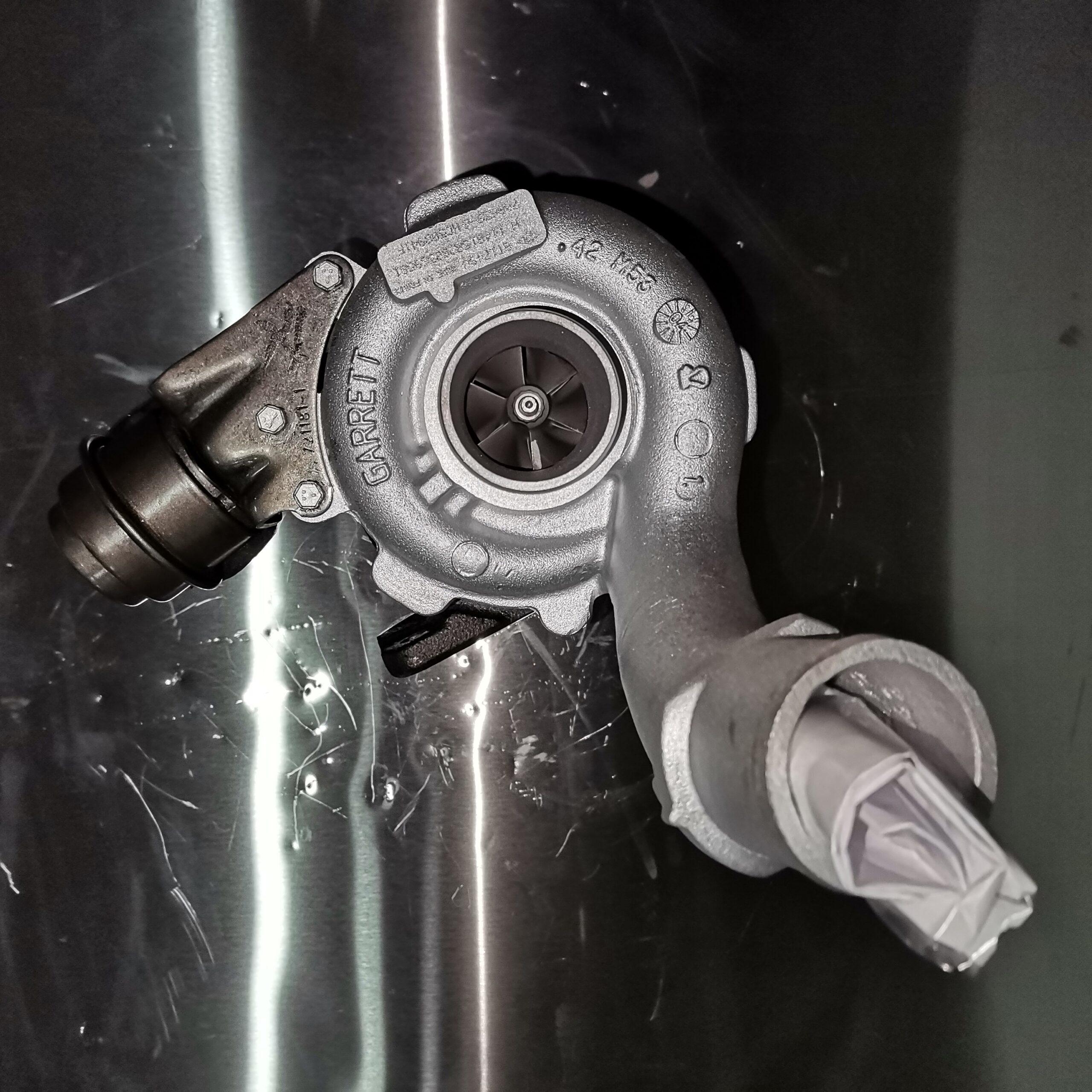Турбина Renault Laguna II 1.9 dCi номер 708639-6