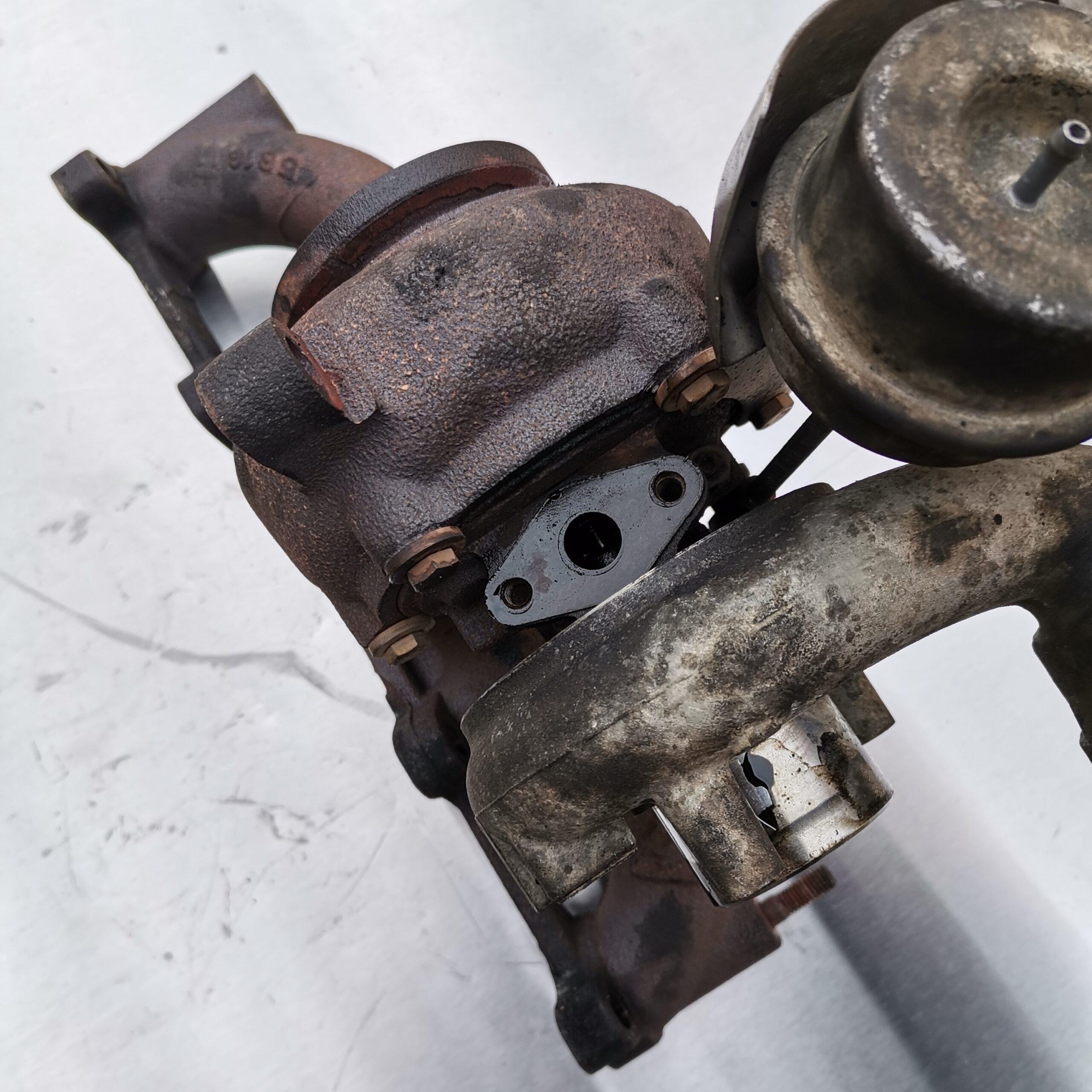 Пришла турбина Volkswagen Passat B6 1.9 TDI на ремонт в turboday