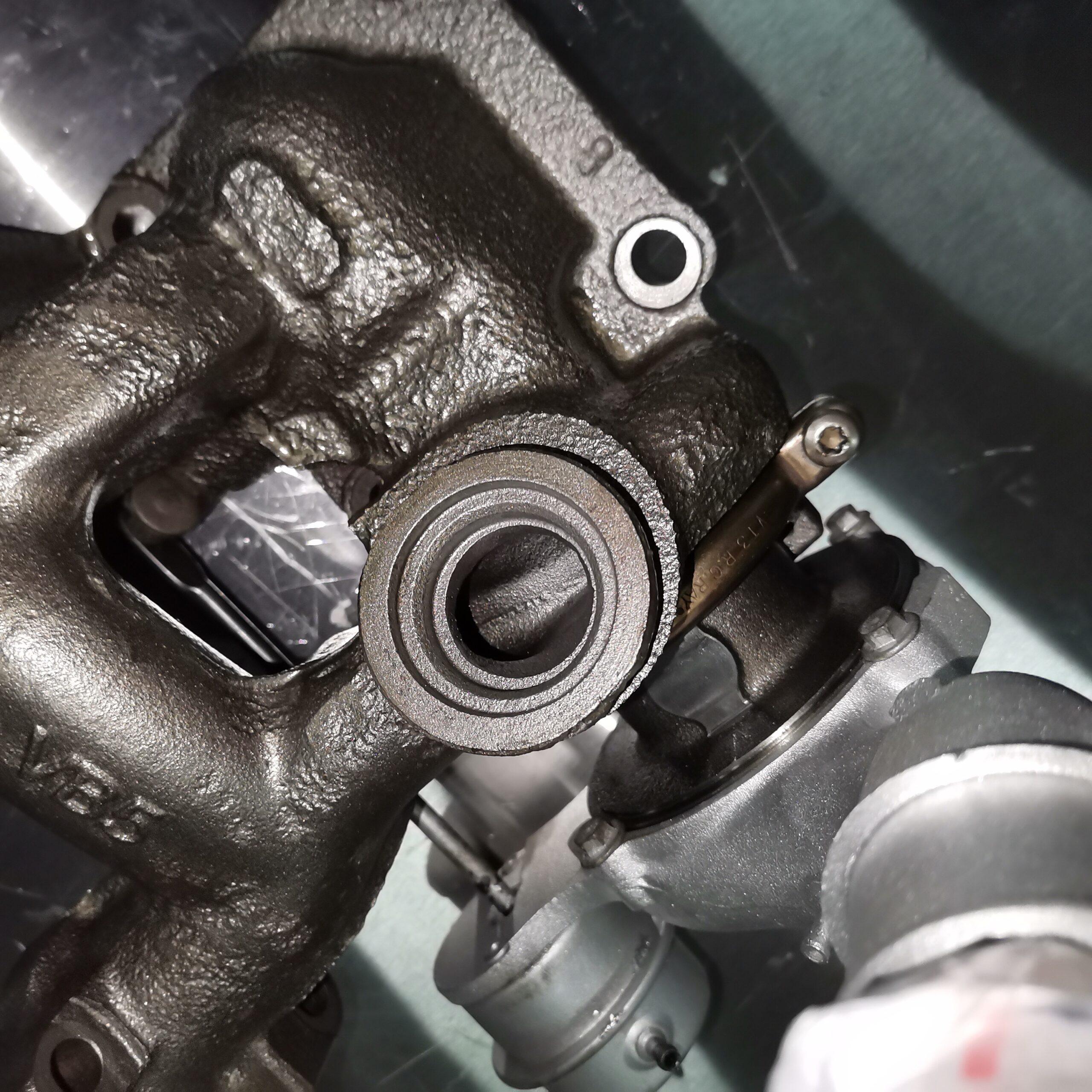 Восстановленная турбина на Ford Transit Connect 1.8 tdci с гарантией 1 год