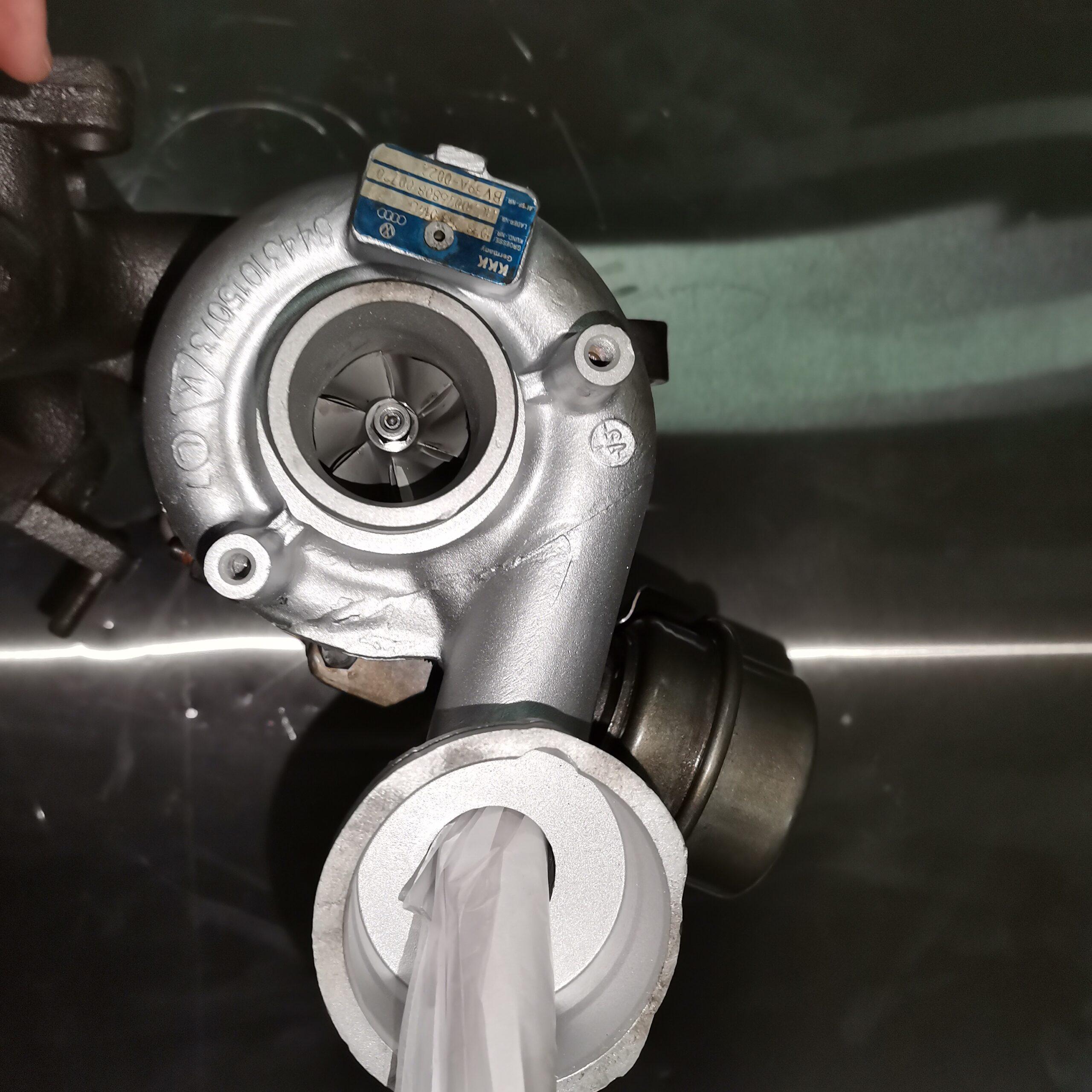 Ремонт турбины для Volkswagen Passat B6 1.9 TDI