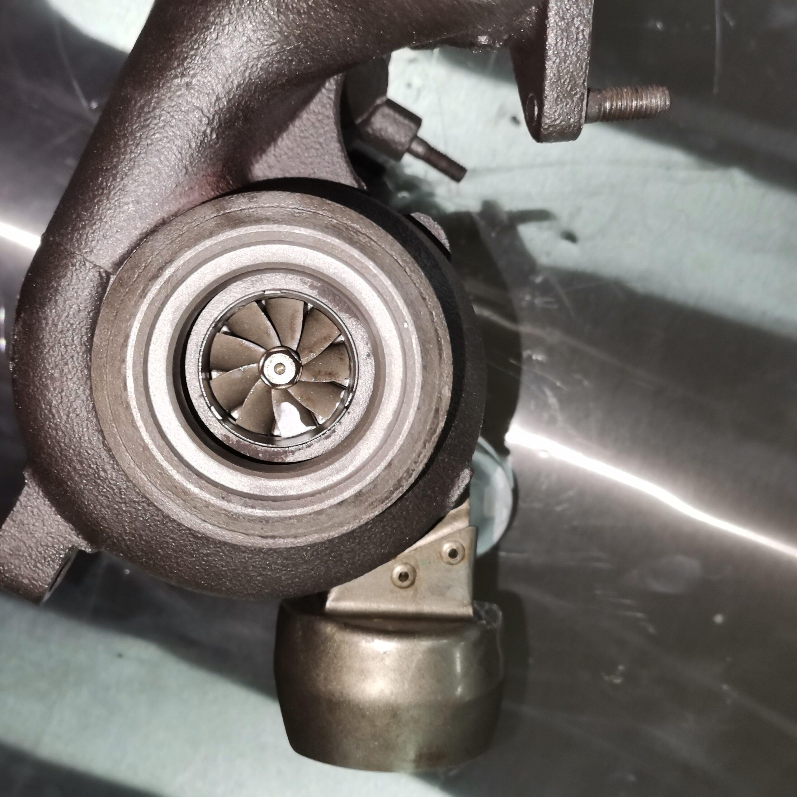 Отремонтировали турбокомпрессор Volkswagen Passat B6 1.9 TDI
