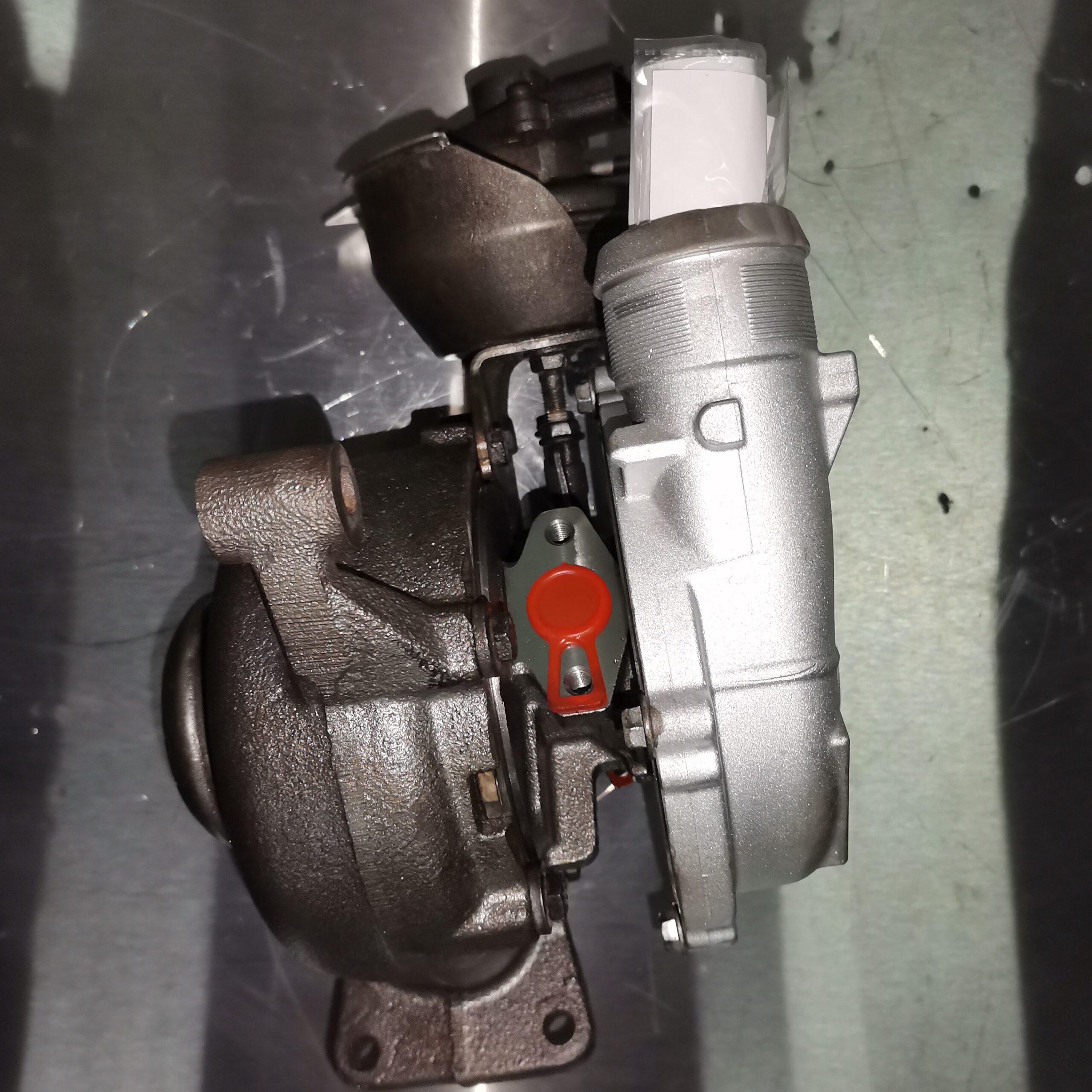 Отремонтировали турбокомпрессор Ford Mondeo 2.0 tdci