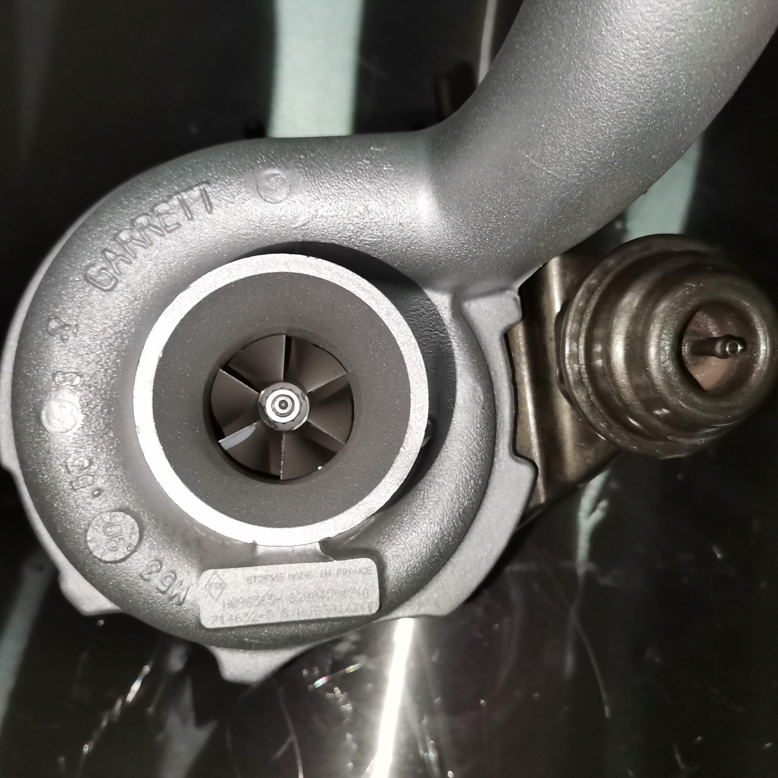 Турбина Renault Trafic 2.5 dci