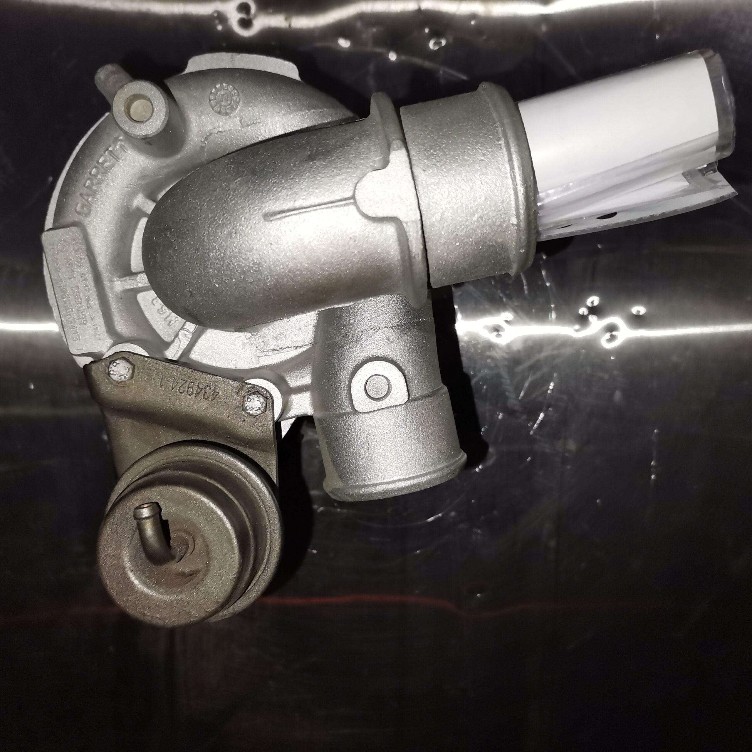 Турбина на Мерседес Вито 2.2 л после ремонта