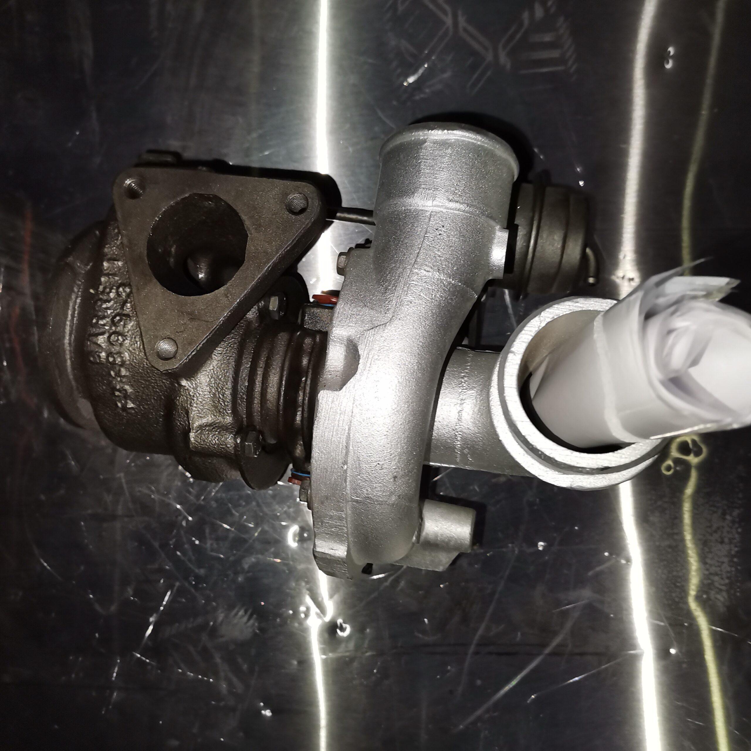 Фото турбины после ремонта для Мерседес Вито 2.2 л.
