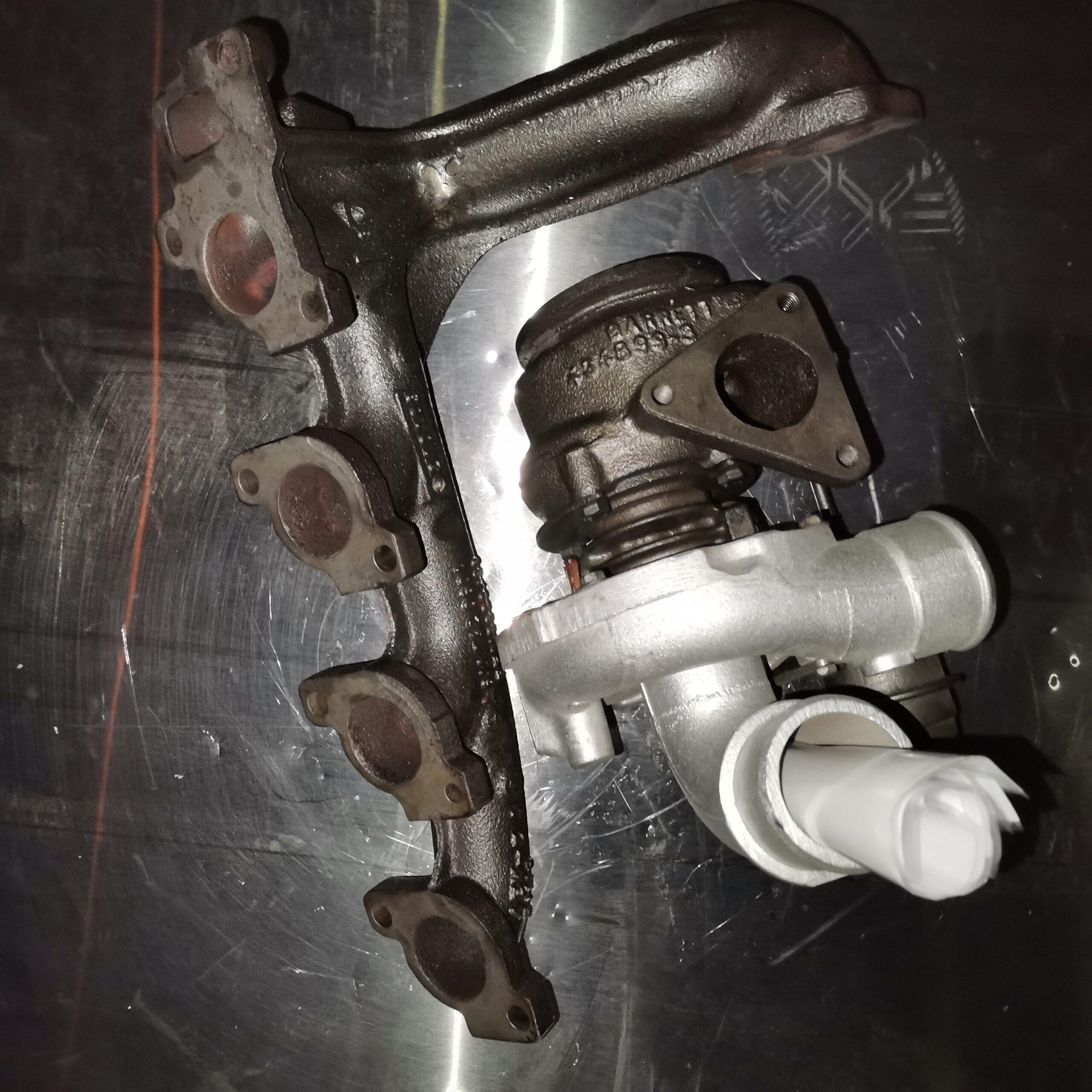 Турбокомпрессор Mercedes Vito 2.2 л. после ремонта в turboday