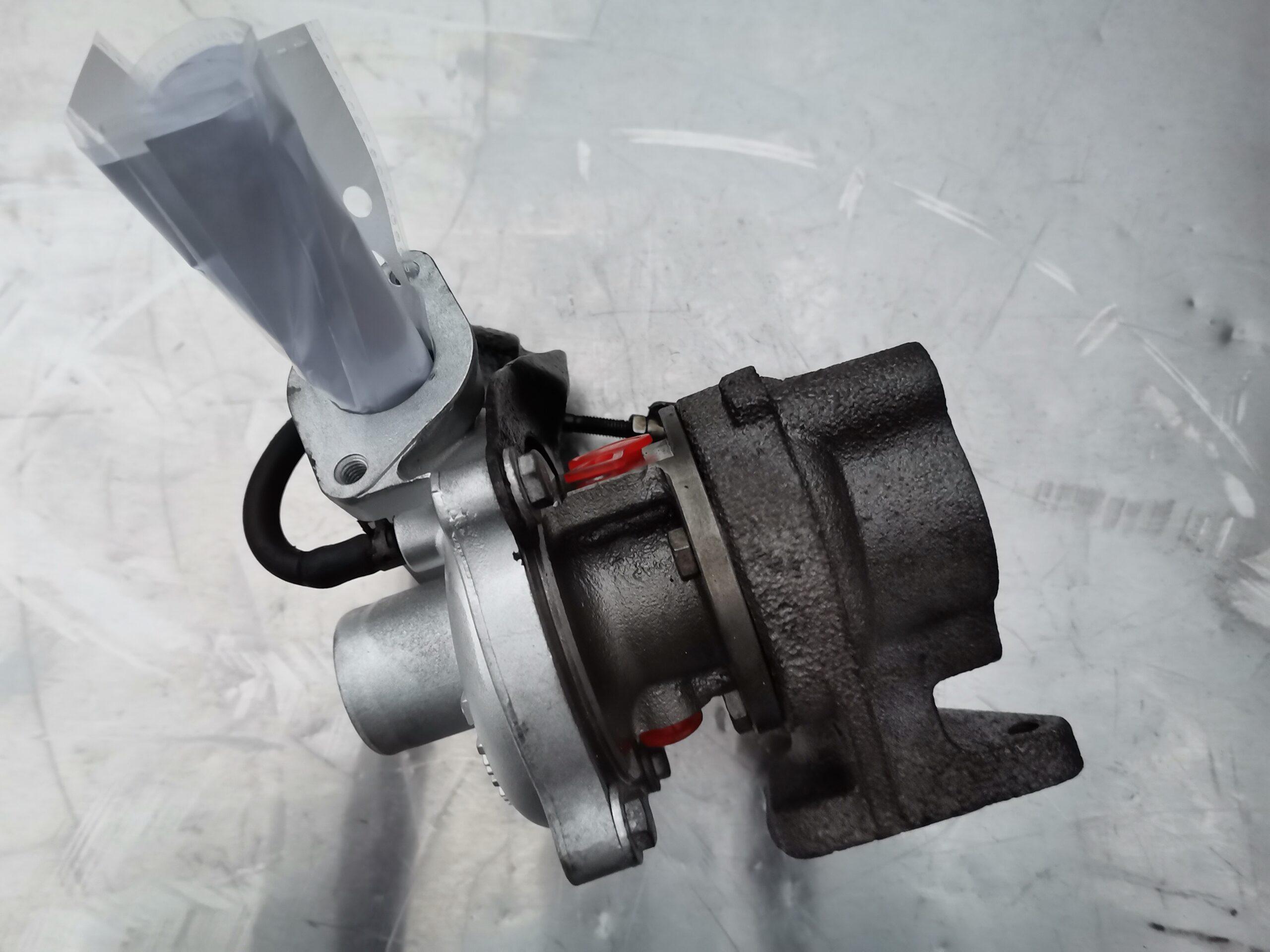 Турбина Fiat Doblo 1.3 d номер 54359700005