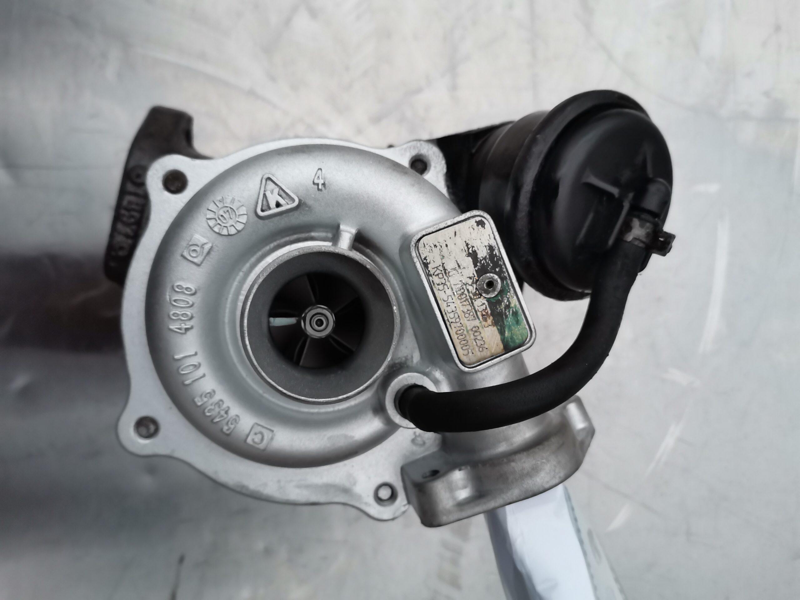 Турбокомпрессор Fiat Doblo 1.3 d после ремонта в turboday