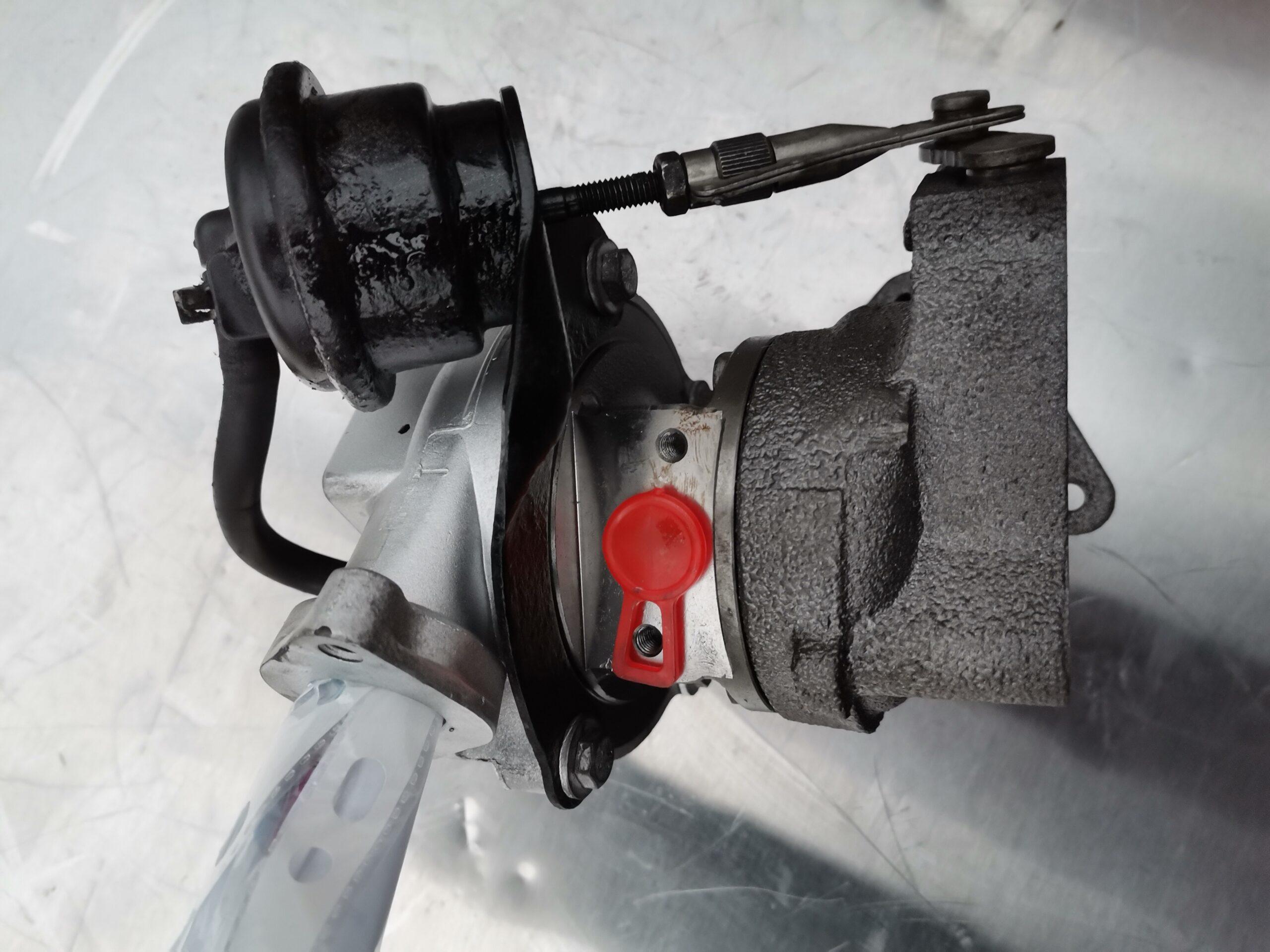 Ремонт турбины для Fiat Doblo 1.3 d