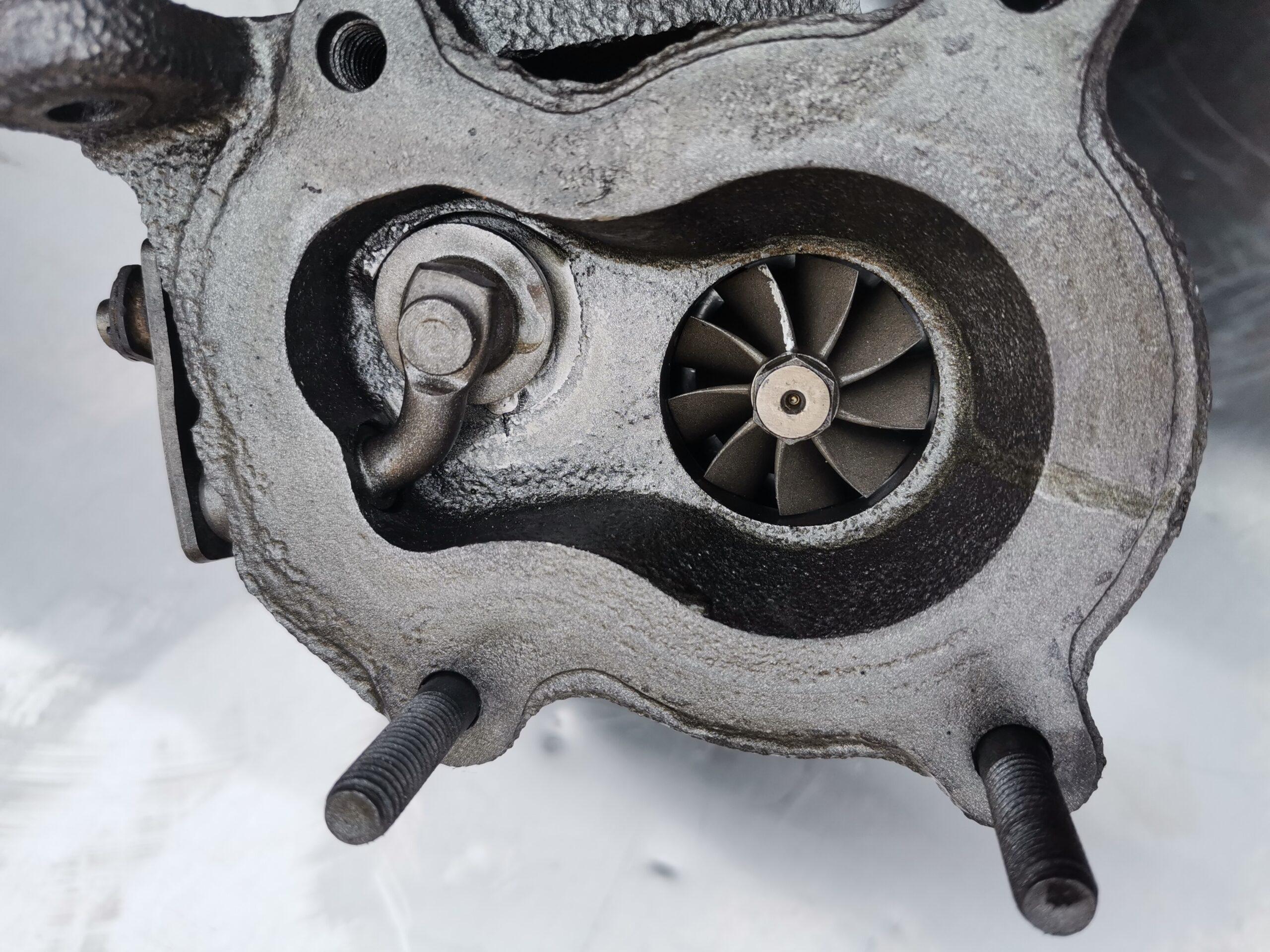 Турбина на Opel Vivaro 1.9 tdi после ремонта